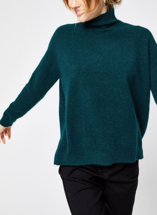 Vêtements Marie Sixtine Maiko Bleu vue droite