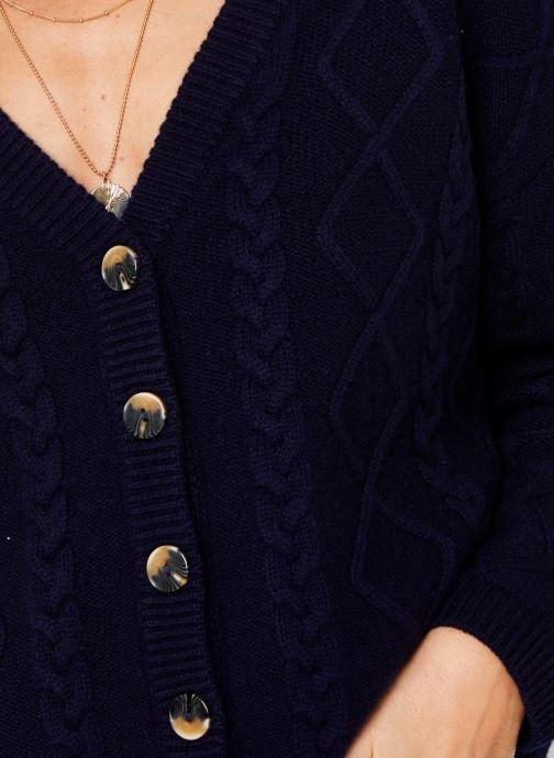 Tøj Marie Sixtine Catherine Blå se forfra