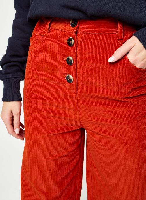 Vêtements Marie Sixtine Gregory Orange vue face