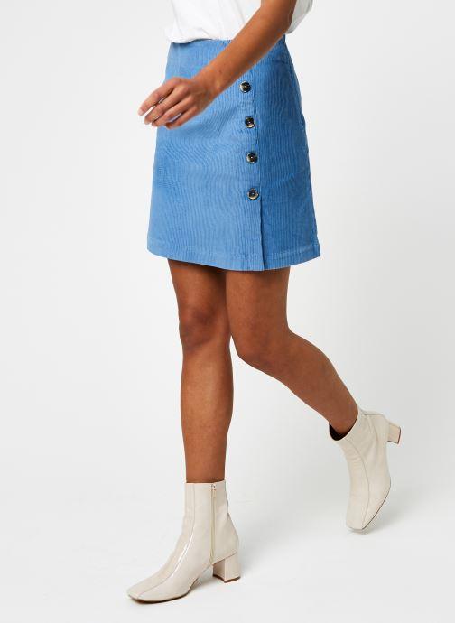 Tøj Marie Sixtine Gisele Blå detaljeret billede af skoene