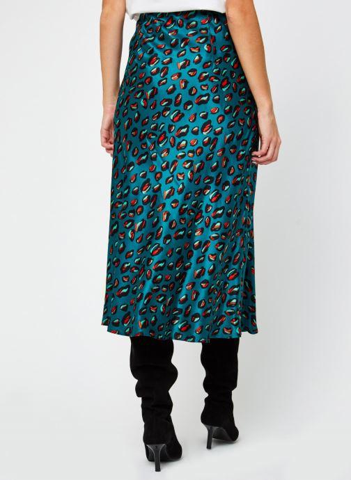 Vêtements Marie Sixtine Greta Vert vue portées chaussures