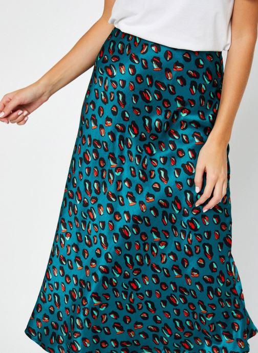 Vêtements Marie Sixtine Greta Vert vue face