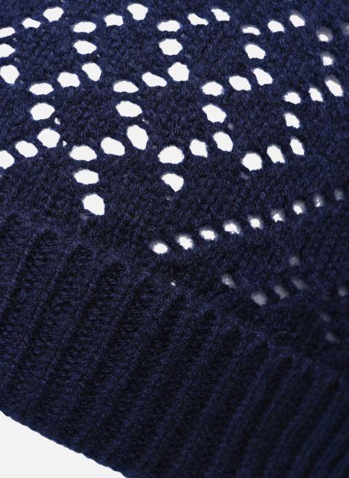Bonnets Marie Sixtine Thalia Bleu vue face