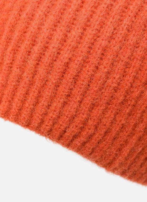 Bonnets Marie Sixtine Aiden Orange vue face