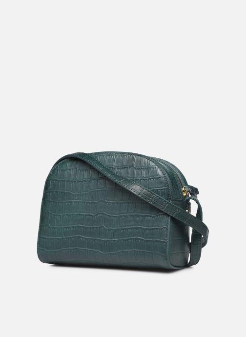 Handtaschen Marie Sixtine Saturne grün ansicht von rechts
