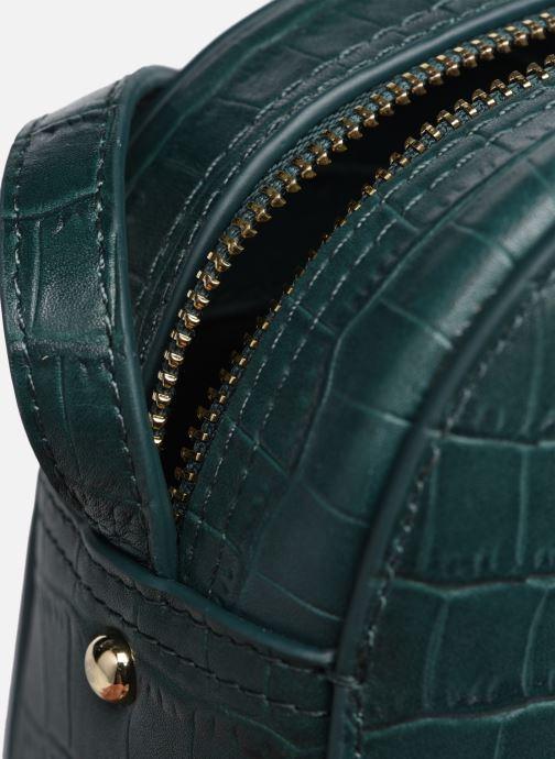 Handtaschen Marie Sixtine Saturne grün ansicht von hinten