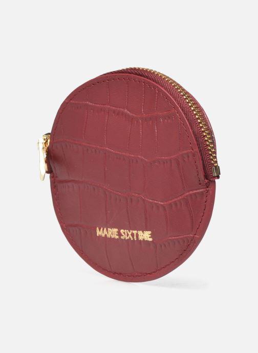 Portemonnaies & Clutches Marie Sixtine Havana weinrot schuhe getragen