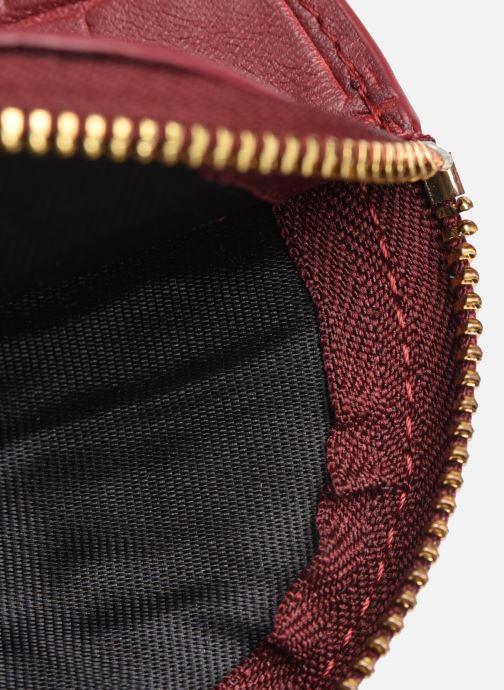 Portemonnaies & Clutches Marie Sixtine Havana weinrot ansicht von hinten