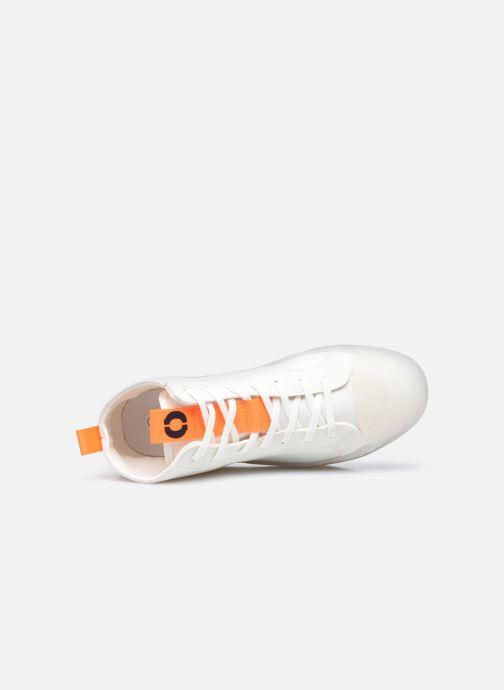 Baskets ECOALF Cool Sneakers Woman Blanc vue gauche