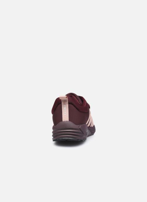 Baskets Ecoalf Nasumi Sneakers Woman Bordeaux vue droite