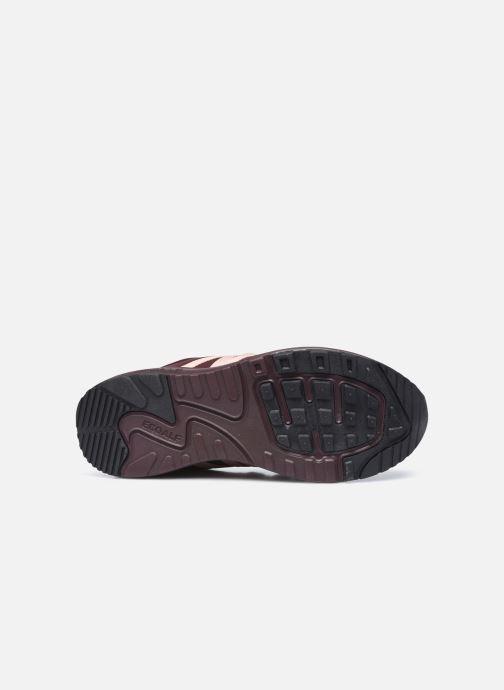 Baskets Ecoalf Nasumi Sneakers Woman Bordeaux vue haut