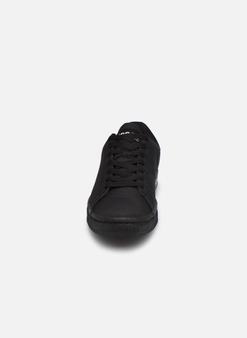 Sneaker ECOALF Snadford Basic Sneakers Woman schwarz schuhe getragen