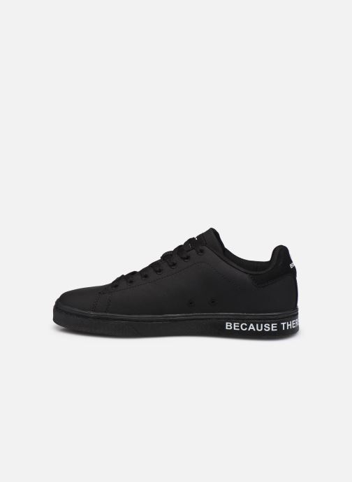Baskets ECOALF Snadford Basic Sneakers Woman Noir vue face