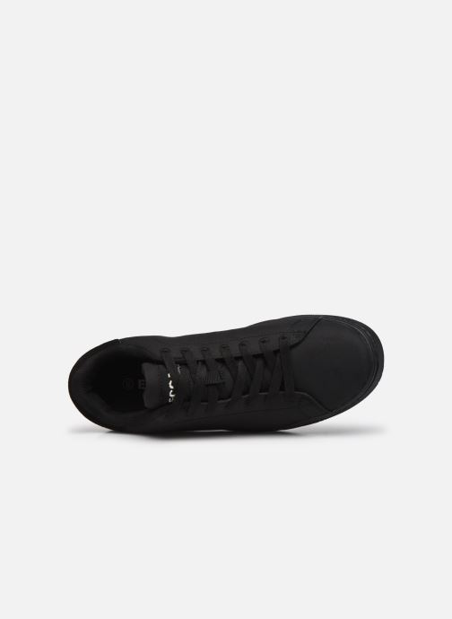 Baskets ECOALF Snadford Basic Sneakers Woman Noir vue gauche