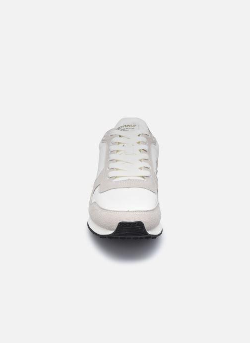 Sneaker ECOALF Yale Sneakers Woman beige schuhe getragen