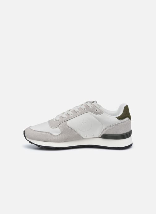 Baskets ECOALF Yale Sneakers Woman Beige vue face