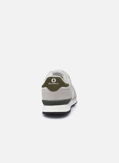 Baskets ECOALF Yale Sneakers Woman Beige vue droite