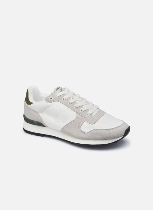 Baskets ECOALF Yale Sneakers Woman Beige vue détail/paire