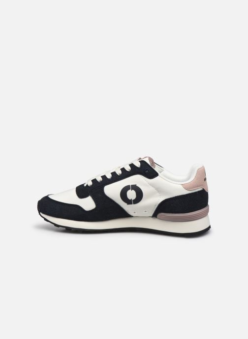 Baskets ECOALF Yale Sneakers Woman Blanc vue face