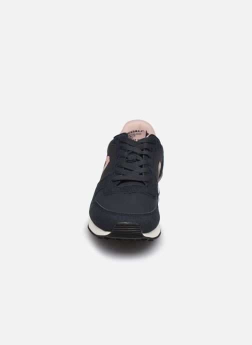 Baskets ECOALF Yale Sneakers Woman Bleu vue portées chaussures