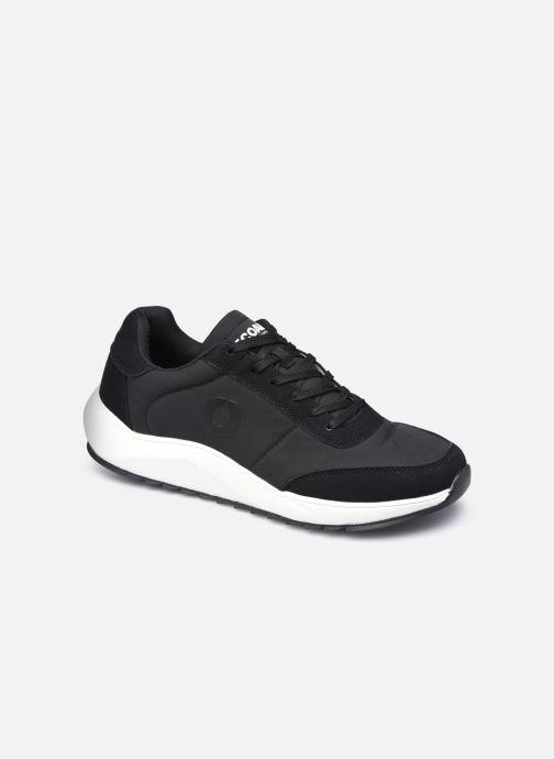 Deportivas ECOALF Anthon Sneakers Man Negro vista de detalle / par