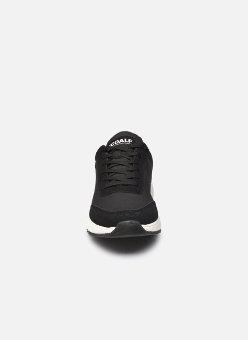 Sneakers Ecoalf Anthon Sneakers Man Nero modello indossato