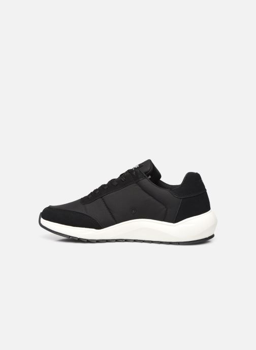 Sneakers Ecoalf Anthon Sneakers Man Nero immagine frontale