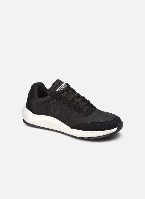 Sneaker Ecoalf Anthon Sneakers Man schwarz detaillierte ansicht/modell