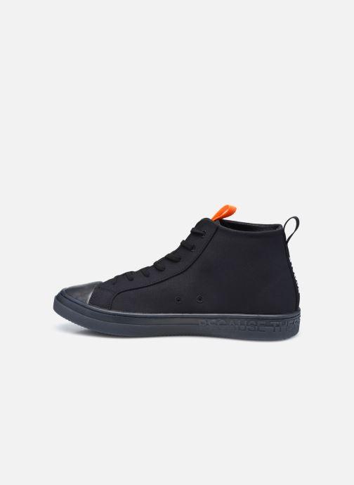 Baskets ECOALF Cool Sneakers Man Noir vue face