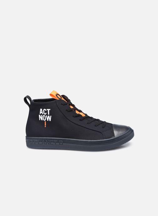 Deportivas ECOALF Cool Sneakers Man Negro vistra trasera