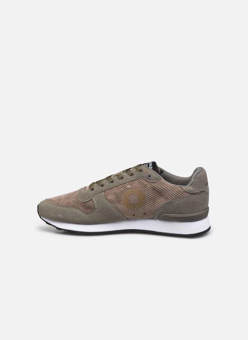 Sneaker ECOALF Pana Yale Sneakers Man braun ansicht von vorne