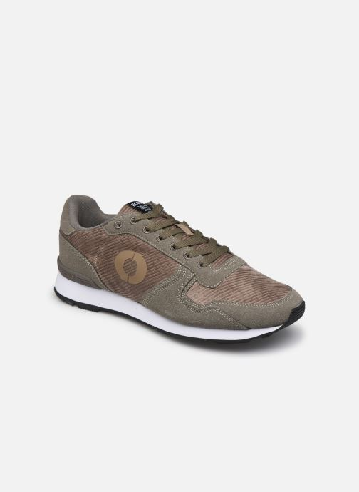 Sneaker ECOALF Pana Yale Sneakers Man braun detaillierte ansicht/modell