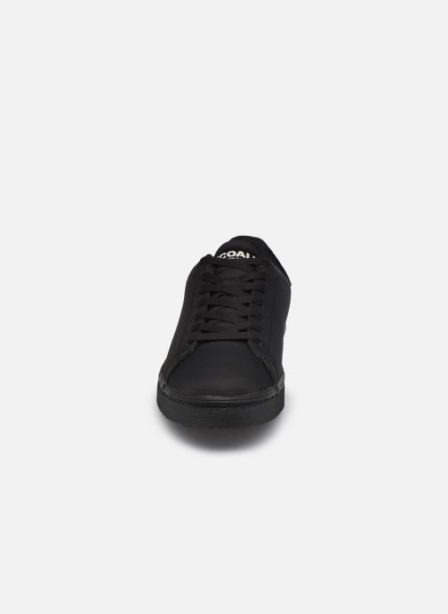 Deportivas ECOALF Sandford Basic Sneakers Man Negro vista del modelo