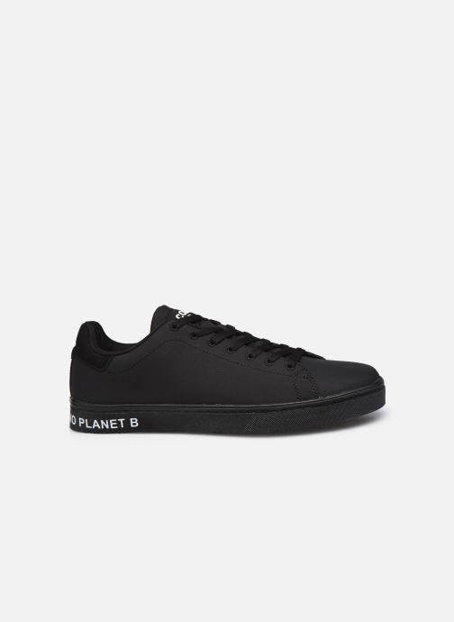 Deportivas ECOALF Sandford Basic Sneakers Man Negro vistra trasera