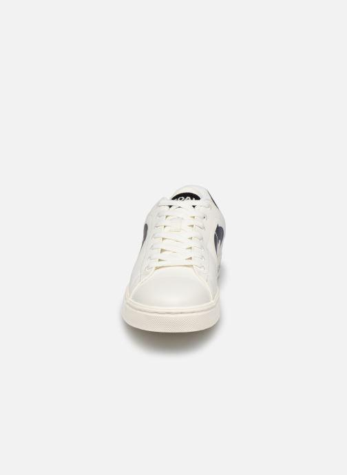 Deportivas ECOALF Sandford Sneakers Man Blanco vista del modelo
