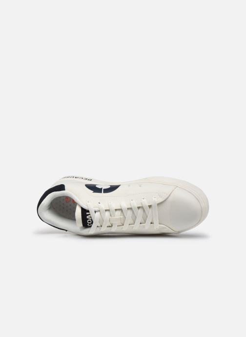 Deportivas ECOALF Sandford Sneakers Man Blanco vista lateral izquierda