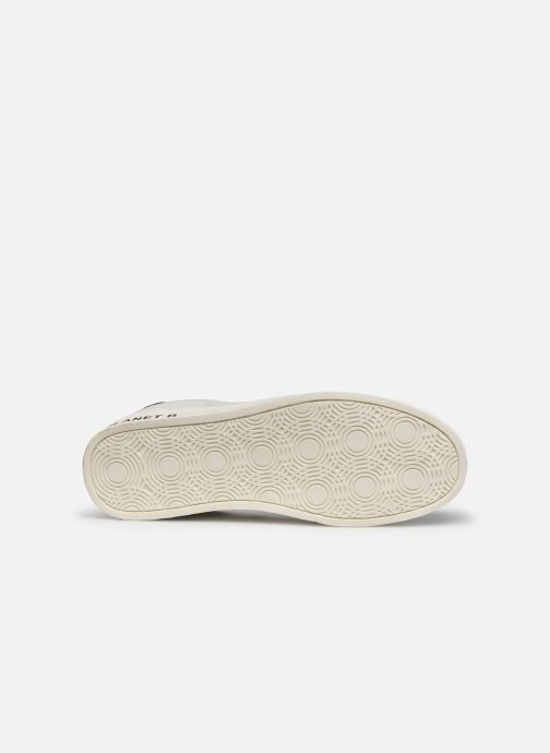 Baskets ECOALF Sandford Sneakers Man Blanc vue haut