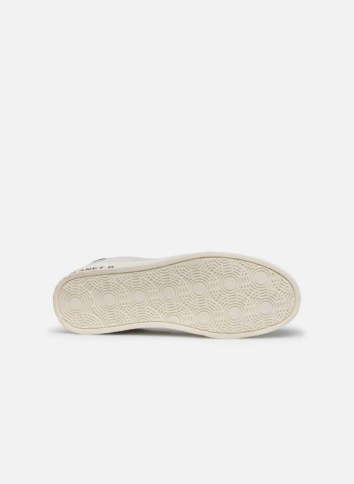 Baskets Ecoalf Sandford Sneakers Man Blanc vue haut