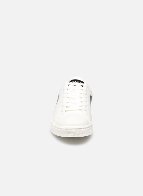 Sneakers Ecoalf Sandford Sneakers Man Bianco modello indossato