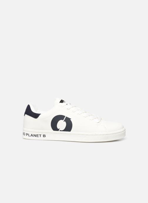Sneakers Ecoalf Sandford Sneakers Man Bianco immagine posteriore