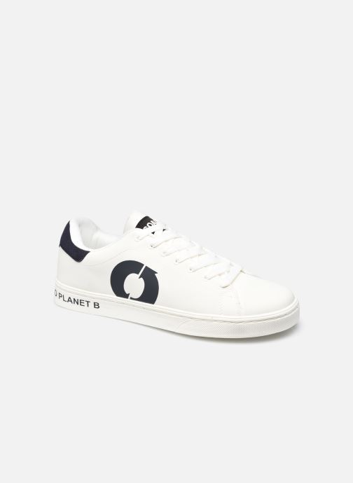 Sneaker Ecoalf Sandford Sneakers Man weiß detaillierte ansicht/modell