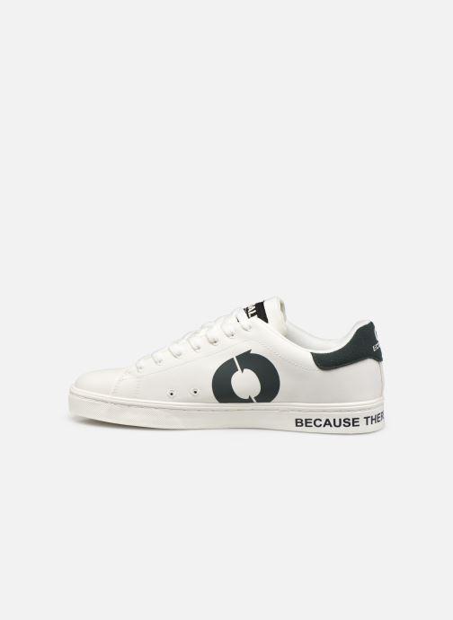 Sneaker Ecoalf Sandford Sneakers Man weiß ansicht von vorne