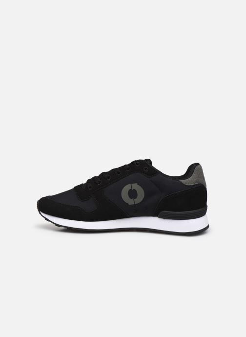 Deportivas ECOALF Yale Sneakers Man Negro vista de frente