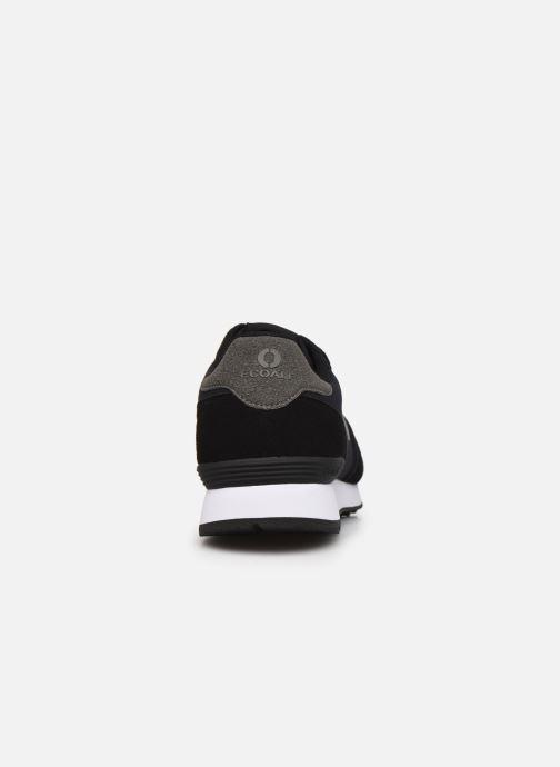 Baskets ECOALF Yale Sneakers Man Noir vue droite