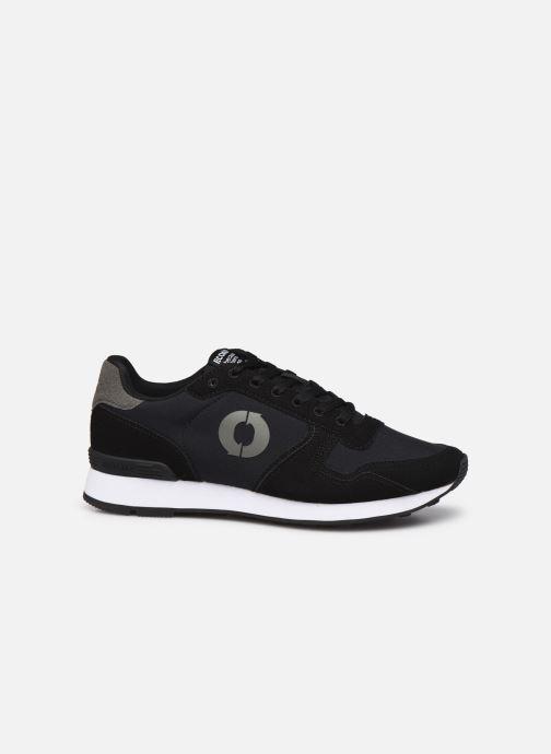 Deportivas ECOALF Yale Sneakers Man Negro vistra trasera
