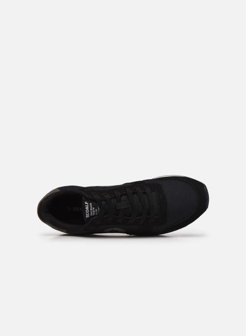 Deportivas ECOALF Yale Sneakers Man Negro vista lateral izquierda