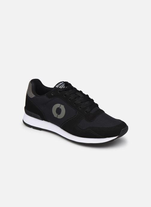 Baskets Ecoalf Yale Sneakers Man Noir vue détail/paire