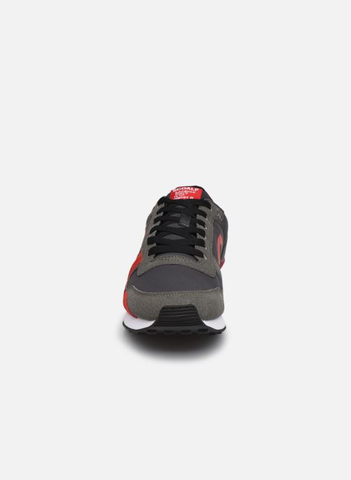 Baskets Ecoalf Yale Sneakers Man Gris vue portées chaussures