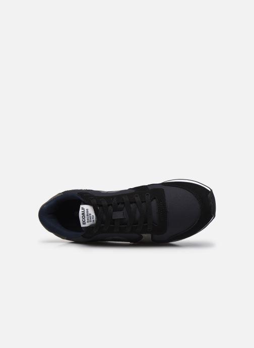Baskets Ecoalf Yale Sneakers Man Bleu vue gauche