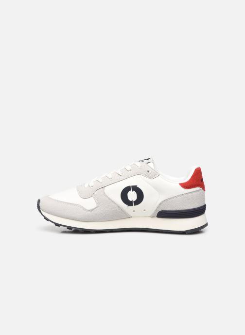Sneakers Ecoalf Yale Sneakers Man Bianco immagine frontale